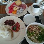 ホテル・ニッコー・サイゴンの朝食ビッフェ2