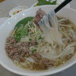 フォー2000と言うベトナムフォーのチェーン店 地元の人が美味しいと評判