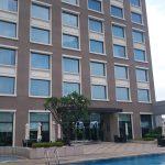 ホテル・ニッコー・サイゴンのプール